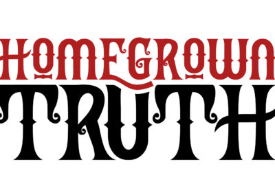 SRS Portfolio - Logos: Homegrown Truth