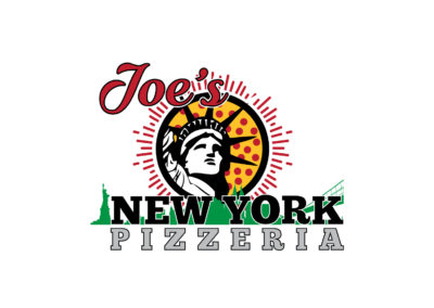 SRS Portfolio - Logos: Joe's New York Pizzeria