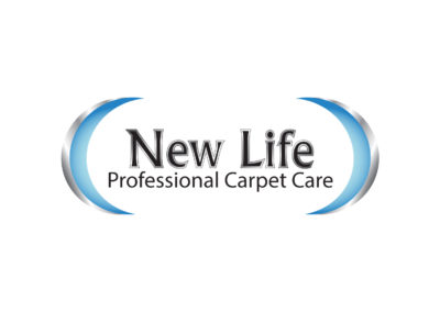 SRS Portfolio - Logos: New Life Professional Carpet Care