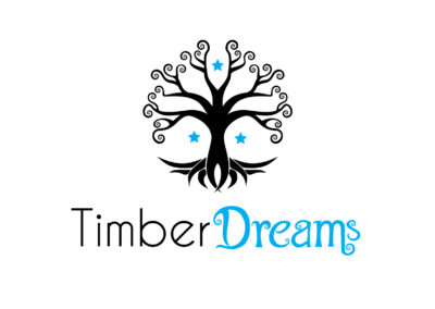 SRS Portfolio - Logos: Timber Dreams