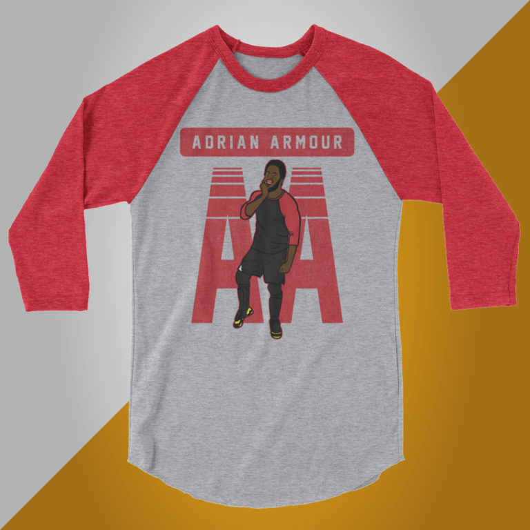 Apparel: Adrian Armour : Be Efficient or Die